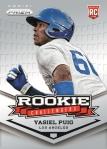 2013 Prizm Baseball Puig