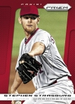 2013 Prizm Baseball Strasburg Red