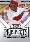 2013 Prizm Baseball Taveras