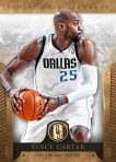 Panini America 2012-13 Gold Standard Basketball Carter Base