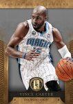 Panini America 2012-13 Gold Standard Basketball Carter Magic