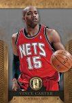 Panini America 2012-13 Gold Standard Basketball Carter Nets