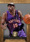 Panini America 2012-13 Gold Standard Basketball Carter Raptors