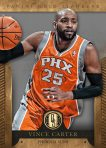 Panini America 2012-13 Gold Standard Basketball Carter Suns