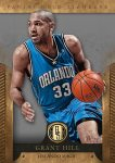 Panini America 2012-13 Gold Standard Basketball Hill Magic