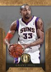 Panini America 2012-13 Gold Standard Basketball Hill Suns