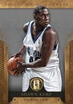 Panini America 2012-13 Gold Standard Basketball Kemp Magic