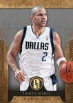 Panini America 2012-13 Gold Standard Basketball Kidd Mavs