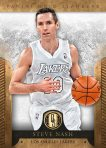 Panini America 2012-13 Gold Standard Basketball Nash Base