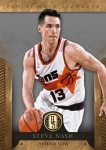 Panini America 2012-13 Gold Standard Basketball Nash First Suns