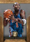 Panini America 2012-13 Gold Standard Basketball Penny Knicks