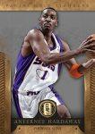 Panini America 2012-13 Gold Standard Basketball Penny Suns