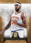 Panini America 2012-13 Gold Standard Basketball Wallace Base