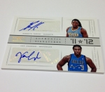 Panini America 2012-13 National Treasues Basketball Autos (15)
