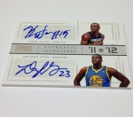 Panini America 2012-13 National Treasues Basketball Autos (16)