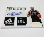 Panini America 2012-13 National Treasues Basketball Autos (20)