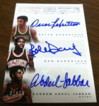 Panini America 2012-13 National Treasues Basketball Autos (40)