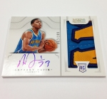Panini America 2012-13 National Treasures Basketball July 17 Autos (11)