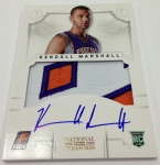 Panini America 2012-13 National Treasures Basketball July 17 Autos (20)