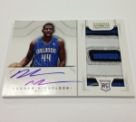 Panini America 2012-13 National Treasures Basketball July 17 Autos (27)