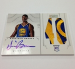 Panini America 2012-13 National Treasures Basketball July 17 Autos (6)