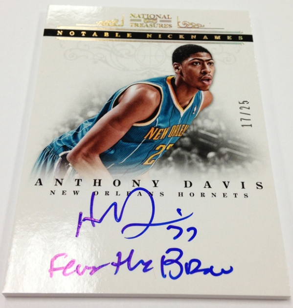 Panini America 2012-13 National Treasures Basketball July 17 Autos (9)