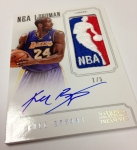 Panini America 2012-13 National Treasures Basketball Kobe (15)