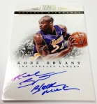 Panini America 2012-13 National Treasures Basketball Kobe (2)