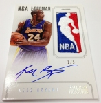 Panini America 2012-13 National Treasures Basketball Kobe (5)