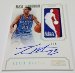 Panini America 2012-13 National Treasures Basketball Logomen (10)
