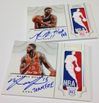 Panini America 2012-13 National Treasures Basketball Logomen (17)