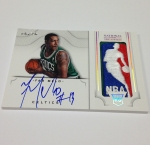 Panini America 2012-13 National Treasures Basketball Logomen (21)