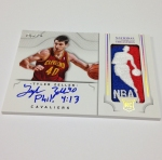 Panini America 2012-13 National Treasures Basketball Logomen (22)