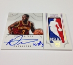 Panini America 2012-13 National Treasures Basketball Logomen (24)