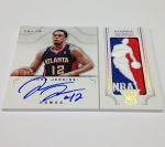 Panini America 2012-13 National Treasures Basketball Logomen (27)