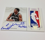 Panini America 2012-13 National Treasures Basketball Logomen (30)