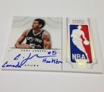 Panini America 2012-13 National Treasures Basketball Logomen (30)