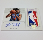 Panini America 2012-13 National Treasures Basketball Logomen (32)