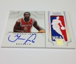 Panini America 2012-13 National Treasures Basketball Logomen (33)
