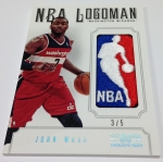 Panini America 2012-13 National Treasures Basketball Logomen (35)