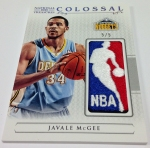 Panini America 2012-13 National Treasures Basketball Logomen (36)
