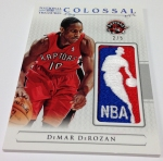 Panini America 2012-13 National Treasures Basketball Logomen (38)