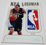 Panini America 2012-13 National Treasures Basketball Logomen (40)