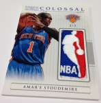 Panini America 2012-13 National Treasures Basketball Logomen (41)