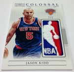 Panini America 2012-13 National Treasures Basketball Logomen (45)