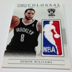 Panini America 2012-13 National Treasures Basketball Logomen (46)