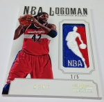 Panini America 2012-13 National Treasures Basketball Logomen (47)