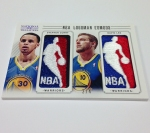 Panini America 2012-13 National Treasures Basketball Logomen (48)