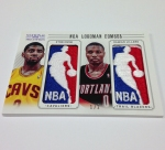 Panini America 2012-13 National Treasures Basketball Logomen (49)