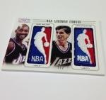 Panini America 2012-13 National Treasures Basketball Logomen (52)